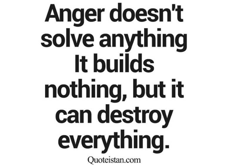Anger Management….because not all of us have a tiny temper